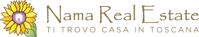 Nama Real Estate Logo