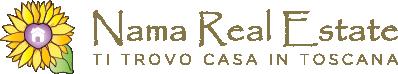 Nama Real Estate Logo