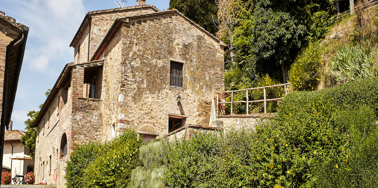 maintaining a house in italy
