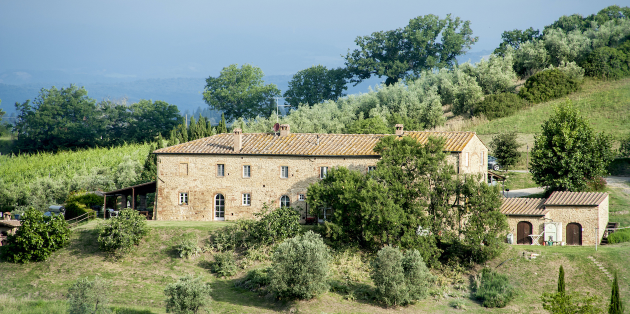 Restoring a house in Italy